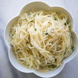 Spicy Angel Hair Pasta Recipes.