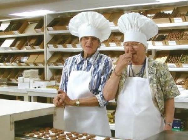 Betty And Mary Beth, Kids In A Candy Store.