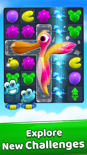 Balloon Paradise - Free Match 3 Puzzle Game 3.7.0 screenshots 2
