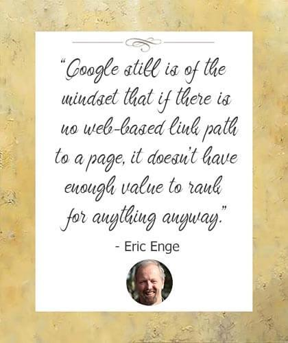 Các yếu tố xếp hạng tìm kiếm trên thiết bị di động-trích dẫn bởi Eric Enge of Stone Temple