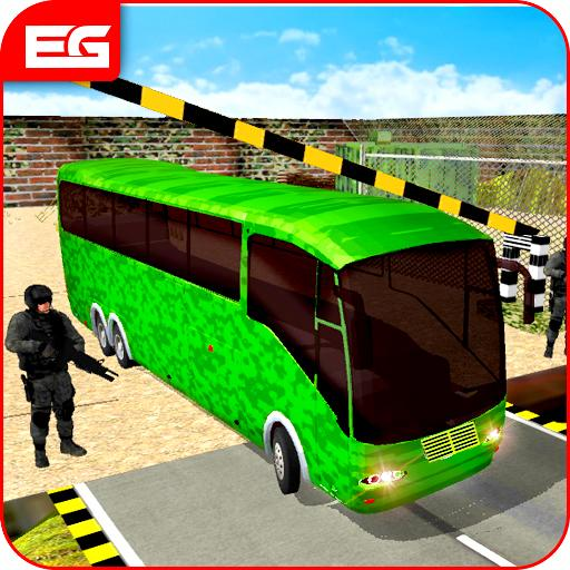 Military Bus Driver : Transporter Game 2018 (game)