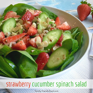 Spinach Cucumber Salad Recipes.