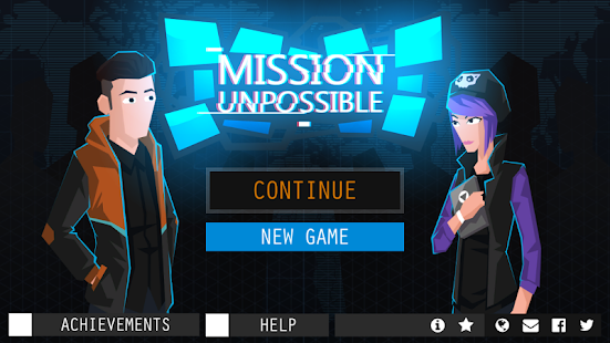 Mission Unpossible cracked apk