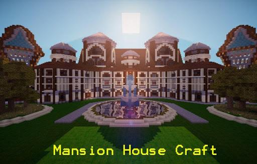 Mansion Medieval House Craft
