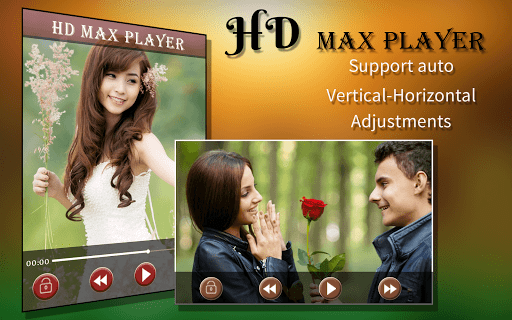 MAX FULL HD Video Player 1.4 screenshots 1