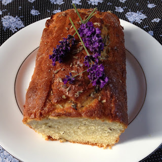 How To Make Lavender And Lemon Cake