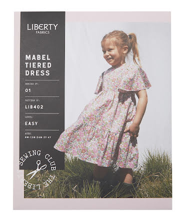 Mable Tiered Dress