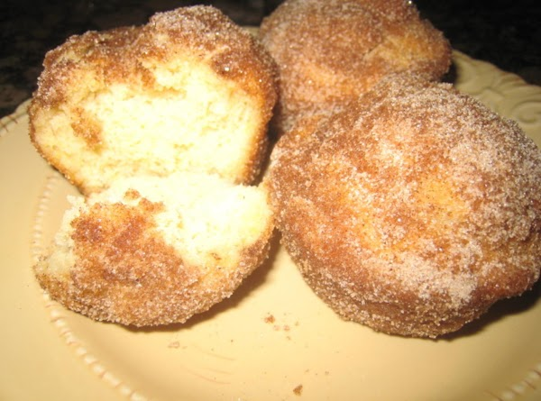Snickerdoodle Muffins~robynne Recipe