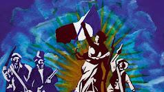 Cartel del musical 'Los Miserables'.