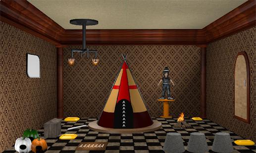 3D Escape Games-Thanksgiving Room - náhled