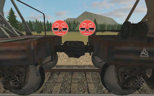 Train and rail yard simulator 1.0.3 screenshots 3