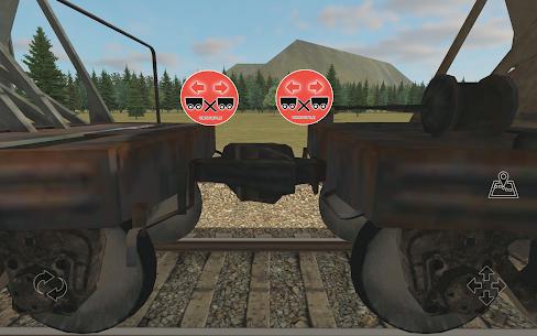 Train and rail yard simulator 4