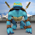 Turtle Superhero Monster Warrior file APK for Gaming PC/PS3/PS4 Smart TV