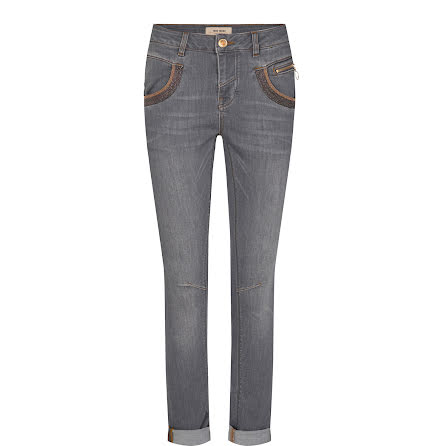 Mos Mosh Naomi shade jeans grey regular