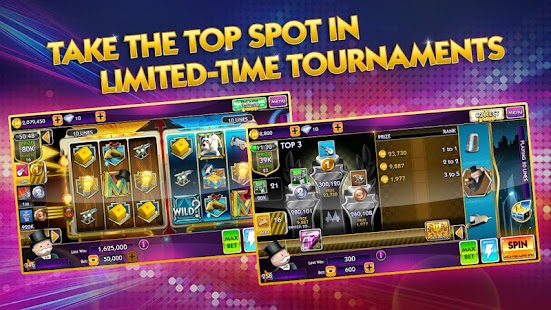 MONOPOLY  Slots- screenshot thumbnail