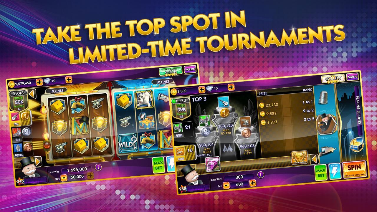 MONOPOLY  Slots- screenshot