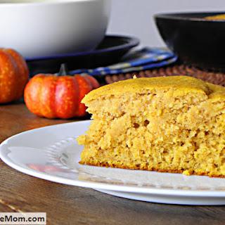 Gltuen Free Pumpkin Cornbread {No Sugar Added]
