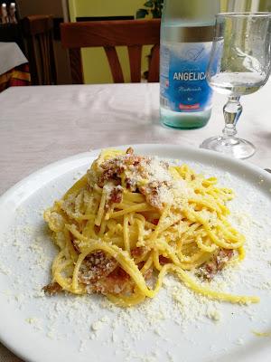 La dolce compagnia a Roma di Silvia1990