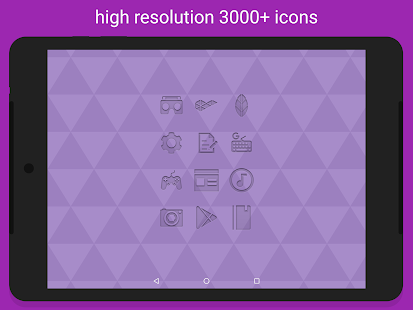 PushOn - Icon Pack Screenshot 9