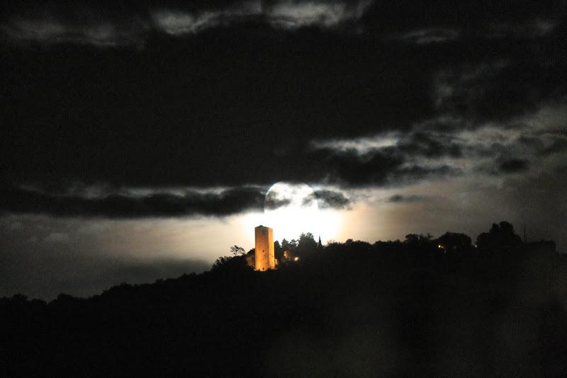 Spunta la luna dal monte di MGphoto