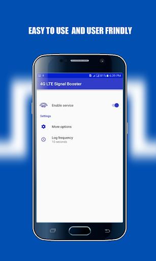 4G LTE Signal Booster Network 1.0.4 screenshots 1