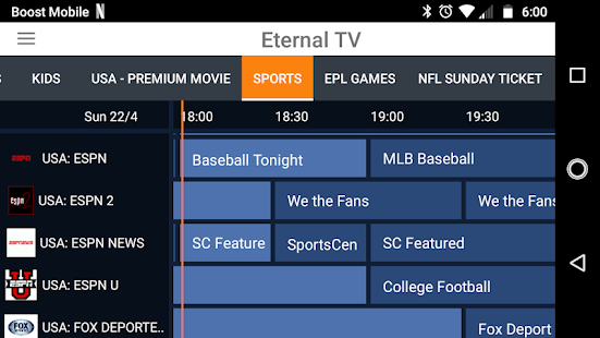 ETVS - Watch Live TV for PC-Windows 7,8,10 and Mac APK 1 2