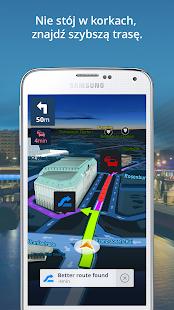 GPS Nawigacja i Mapy Sygic – miniaturka zrzutu ekranu