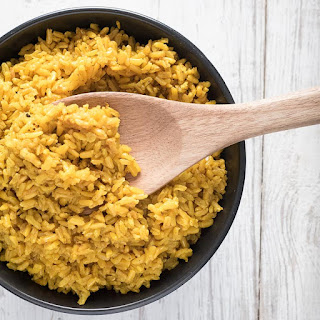 Turmeric Rice Recipes
