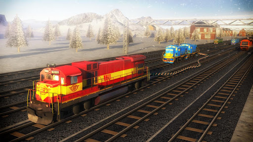 Chained Trains 3D - Multiplayer Racing for PC