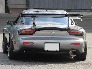 RX-7 FD3S 前期のカスタム事例画像 kyasaさんの2020年11月25日23:01の投稿