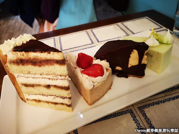 台北甜點下午茶|獅子甜點/隱藏巷弄中山北路比利時甜點店/中山國小站捷運站