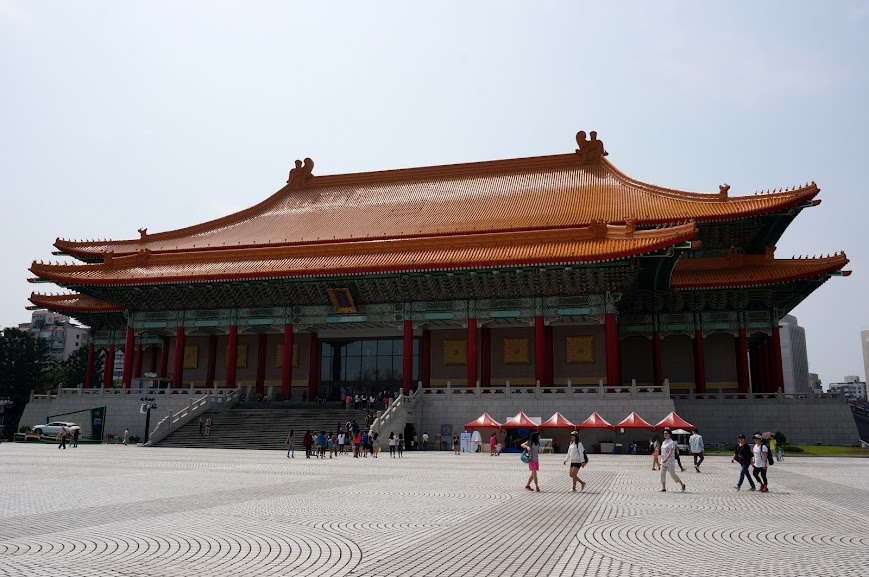 Chiang Kai-shek Memorial Hall (中正紀念堂)