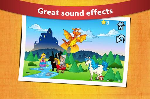 Kids Peg Puzzle Game screenshot 2