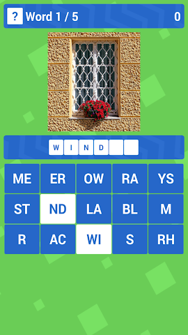 android 1 Clue 1 Word - Syllables Screenshot 2