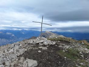 Photo: Monte Baldo, unterwegs zum Telegraf