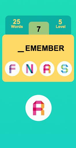 ReWords: Remember Words, Get Rewards