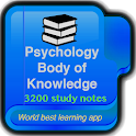 Psychology Body of Knowledge for self Learning icon