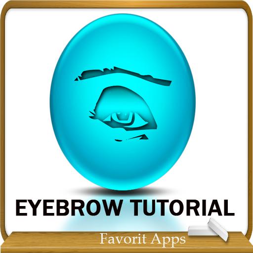 Eyebrow Tutorial -Step by Step 遊戲 App LOGO-硬是要APP