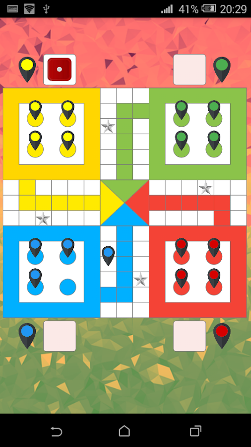 Ludo and Snakes Ladders- screenshot