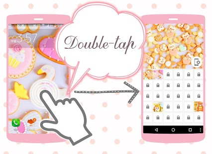Wallpaper Cute Sweets - náhled