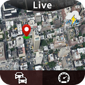 Live Street View - Driving Route Maps navigation