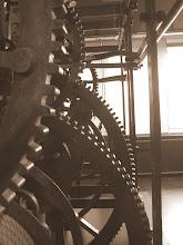 Photo: Deutsches Museum exhibits: clockwork