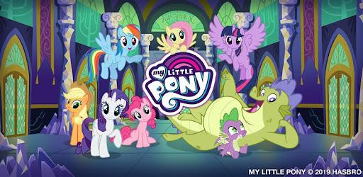 My Little Pony Büyülü Prenses Google Playde Uygulamalar