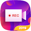 Screen Recorder With Audio And Facecam, Screenshot icon
