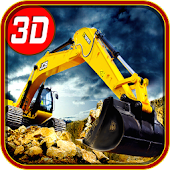 Heavy Sand Excavator Simulator APK for Ubuntu
