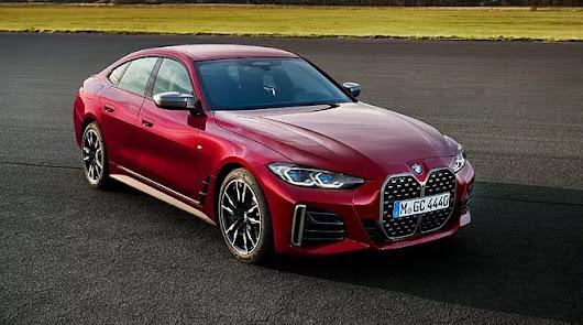 BMW Automotor Costa ya admite pedidos del Serie 4 Gran Coupé 2021
