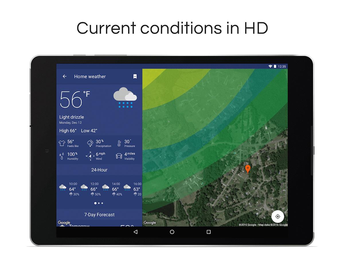 noaa weather radar alerts android apps on google play. Black Bedroom Furniture Sets. Home Design Ideas