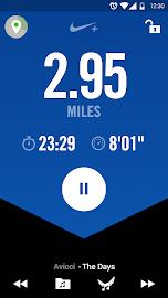 Nike+ Running Screenshot 4