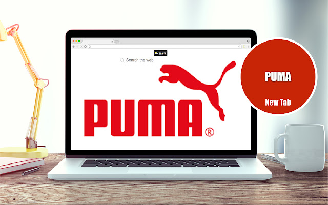 Puma Wallpapers New Tab Theme