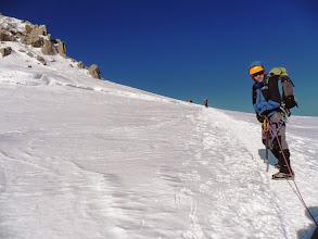 Photo: Cerca de los resaltes rocosos llamados les petits mulets.